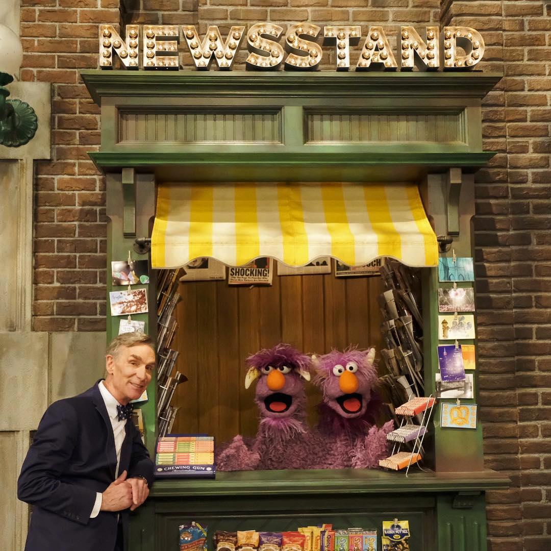 Bill Nye | Muppet Wiki | FANDOM powered by Wikia