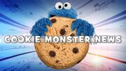 Cookie monster news large