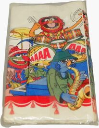 Cross uk 1977 tablecover tablecloth party 6