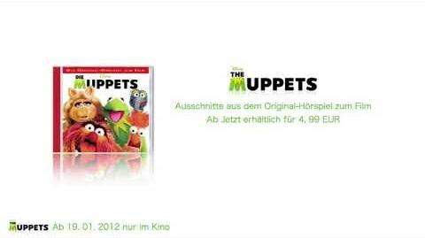 Die Muppets - Audio Book