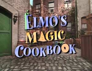 Elmo's Magic Cookbook titlecard