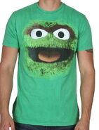 Mighty fine 2014 oscar face t-shirt
