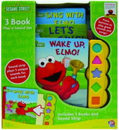 3 book play a sound set