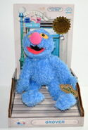Applause 2000 jointed plush grover classic collection