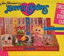 Muppet Babies Children's Video Storage Case