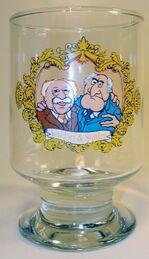 Ravenhead statler waldorf glass