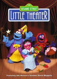 Sesame Street Little Theater