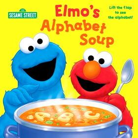 Elmos alphabet soup