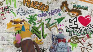 Fresh Prince wall 02