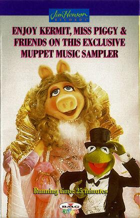 Muppet Music Sampler | Muppet Wiki | FANDOM powered by Wikia