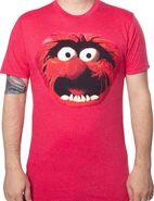 Mighty fine 2016 animal t-shirt