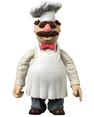 The Muppets Swedish Chef Action Figure With Accessories