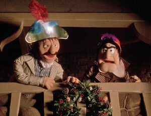 The Muppet Christmas Carol Jacob Marley.Jacob And Robert Marley Muppet Wiki Fandom Powered By Wikia