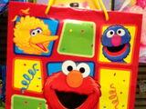 Sesame Street gift bags (American Greetings)