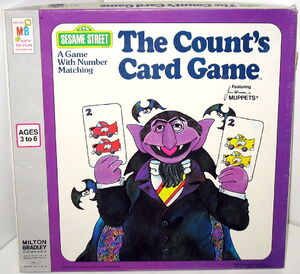 Counts card game 1976 a