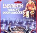 Talking Door Knockers