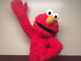 Elmo walk-arounds