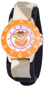 Ewatchfactory 2011 fozzie bear sport time teacher watch