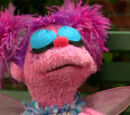 Muppets who grow eyelids