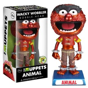 Funko-Wackey-Wobbler-metallic-Animal-SDCC-exclusive-2013