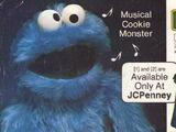 Sesame Street musical plush (Knickerbocker)