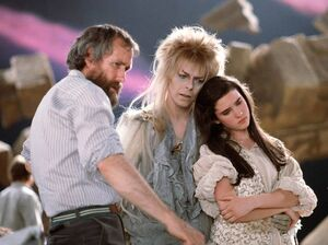 Jim Henson David Bowie Jennifer Connelly