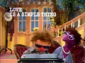 Loveisasimplething