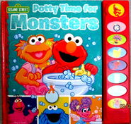 Potty time for monsters 2