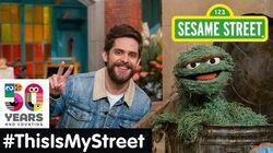 Sesame Street Memory Thomas Rhett ThisIsMyStreet
