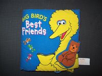 Big Bird's Best Friends