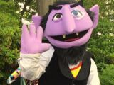 Count von Count walk-arounds