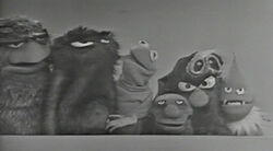 Earlymuppetmonsters