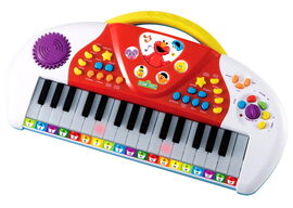 Kids station toys inc KST 2011 learn to play keyboard with learning keys