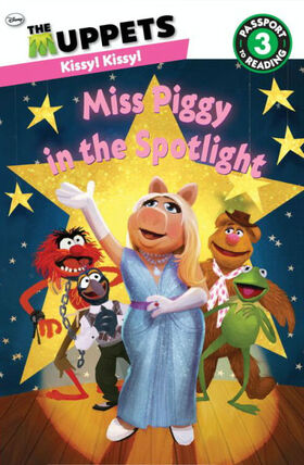 Miss Piggy in the Spotlight