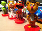 Muppet bobbleheads (Odeon)