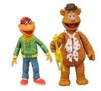 MuppetsSelectSeries1FozzieScooter