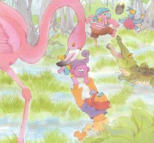 Oozyfenoozy swamp