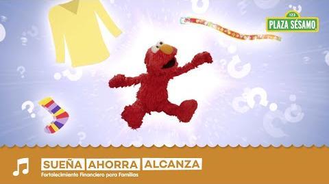 Plaza Sesamo Que necesitas mas Elmo