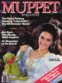 Muppet Magazine issue 15