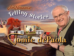 Telling Stories titlecard