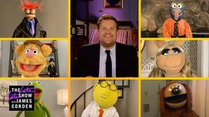 The Muppets & James Corden - With a Little Help from My Friends (2020-06-26)