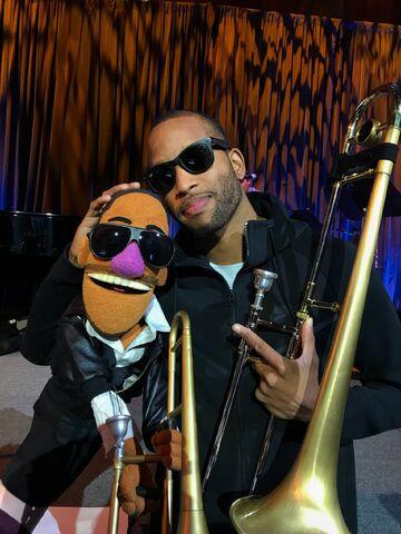 File:TromboneShorty&ParodyMuppet-(2018).jpg