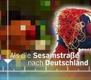 Als die Sesamstrasse nach Deutschland kam