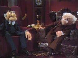 Waldorf and Statler