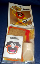 Zilly kits 1978 uk animal