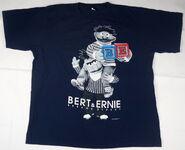 Bert ernie changes