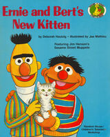 Ernie and Bert's New Kitten