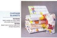 Chatham blankets sesame