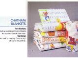 Sesame Street blankets (Chatham)