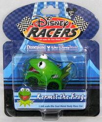 Disney racers kermit